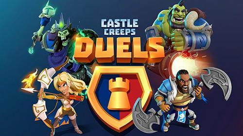Castle creeps duels Screenshot