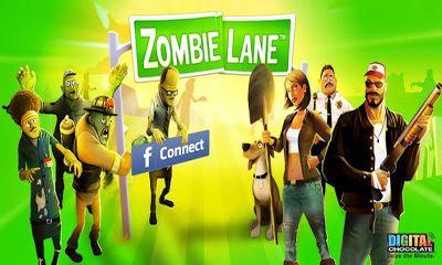 Zombie Lane ícone