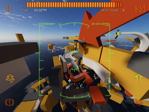 Rennspiele: Lade Jet Car Stunts 2 auf dein Handy herunter