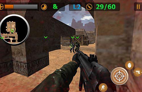 Action: Lade Critical Strike: Sniper auf dein Handy herunter