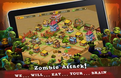 Zombies en el Oriente para iPhone gratis
