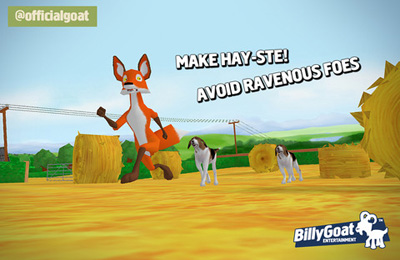 Action games: download Outfoxed to your phone