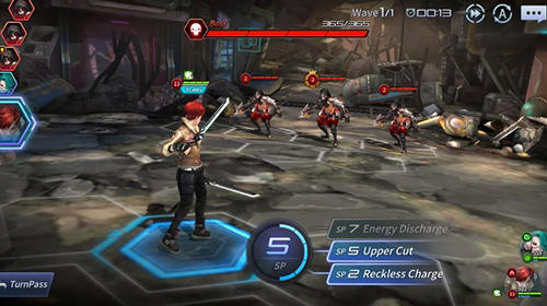 Gate six: Cyber persona screenshot 3