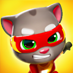 Talking Tom hero dash icono