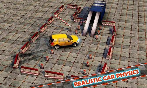 Ultimate car parking 3D auf Deutsch