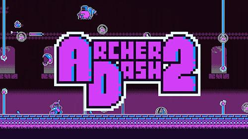 Archer dash 2: Retro runner Screenshot