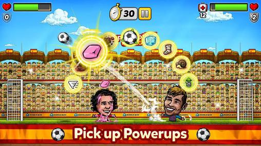Puppet football: League Spain para Android