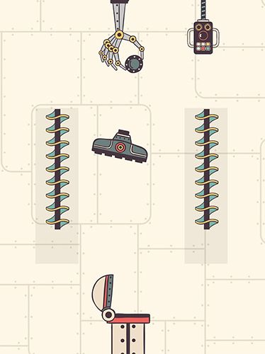 Steampunk puzzle: Brain challenge physics game for iPhone