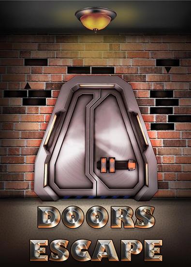 Doors escape icon