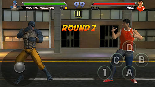 Ultimate mutant warrior 3D for Android