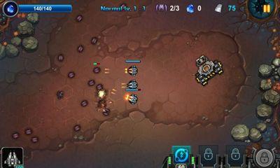 Galaxy Defense für Android