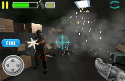 Screenshot Infinity Project on iPhone