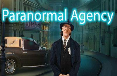 логотип Агенство паранормальных явлений