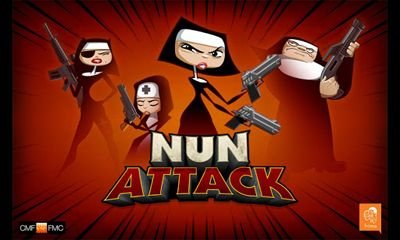 Nun Attack Screenshot