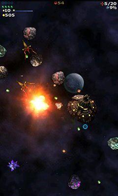 Juegos de arcade Armada arcade para teléfono inteligente