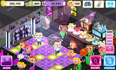 Nightclub Story para Android