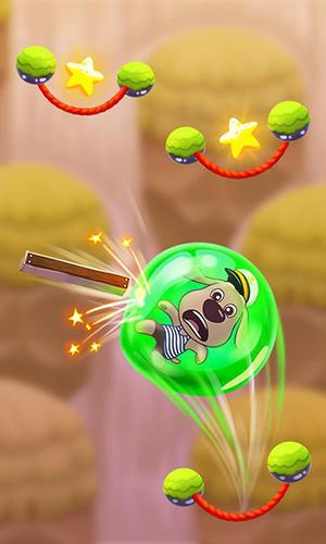 Arcade-Spiele Talking Tom jump up für das Smartphone