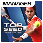 Top seed: Tennis manager Symbol