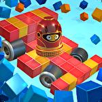 Blocky racing Symbol
