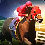 Horse racing 3D ícone