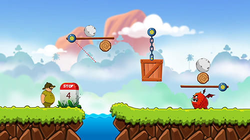 Shikari Shambu: The game screenshot 1