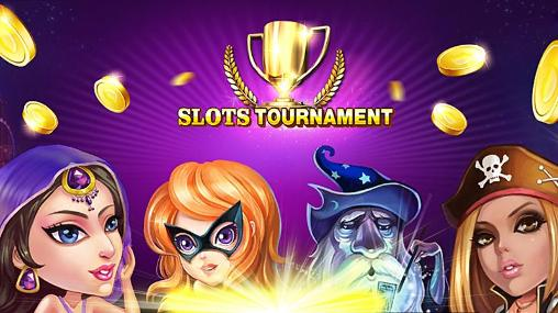 Slots tournament screenshots