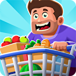 Idle supermarket tycoon: Shop icono
