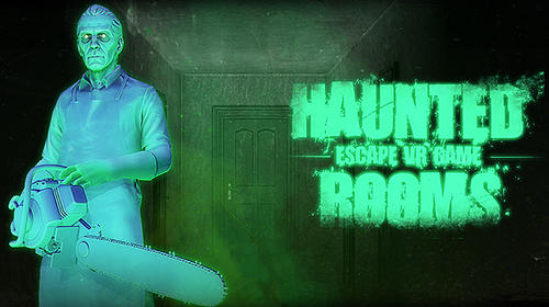 Haunted rooms: Escape VR game captura de pantalla 1