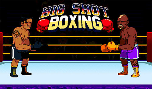 Big shot boxing captura de pantalla 1