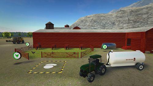 Simulation: Lade Farming Pro 2015 auf dein Handy herunter