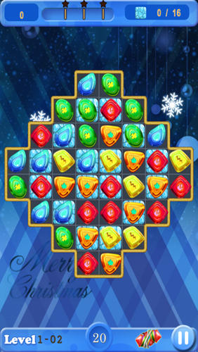 Christmas sweeper gems für Android