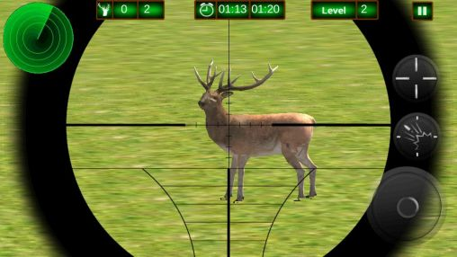 Stag hunting 3D screenshot 1
