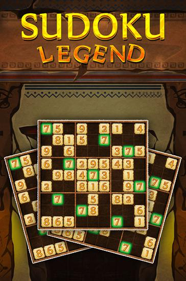 Sudoku: Legend of puzzle скріншот 1