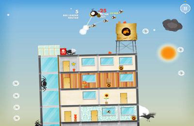 Juegos de arcade: descarga Abeja líder a tu teléfono