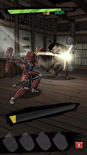 Slashers Demon blade in English