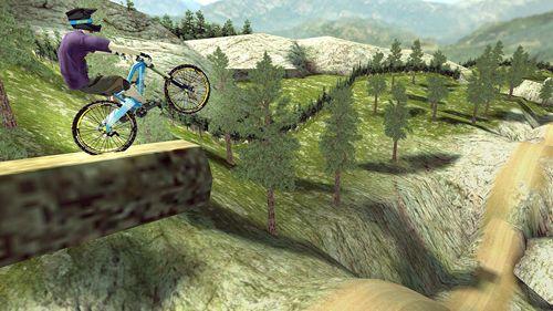 ¡Shred! Bicicleta de montaña extrema en español