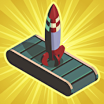 Rocket valley tycoon Symbol