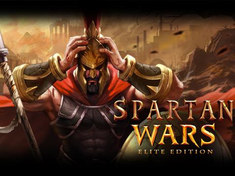 logo Kriege von Spartan: Elite Edition