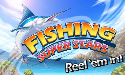 Arcade Fishing Superstars für das Smartphone
