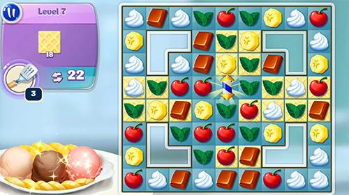 Arcade Bake a cake puzzles and recipes für das Smartphone