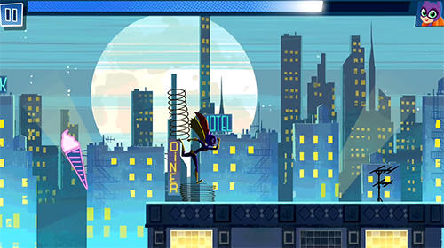 DC super hero girls blitz для Android