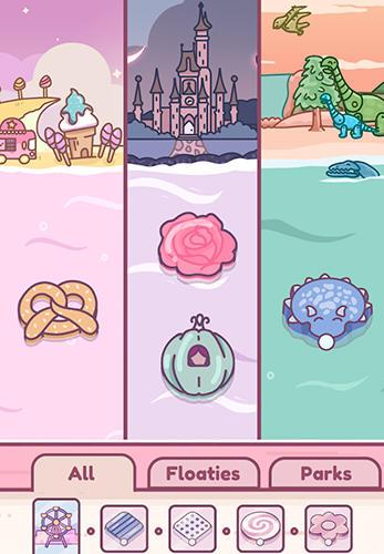 Arcade-Spiele Pingo park für das Smartphone