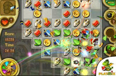 Логічні ігри: завантажити Поклик Атлантиди на телефон