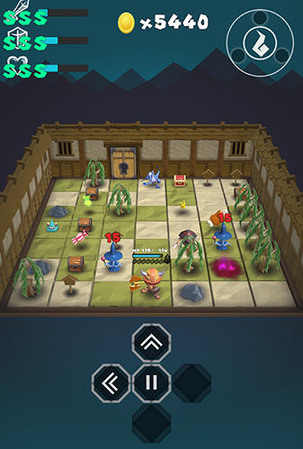 Shogun dungeons for Android