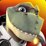 Super dinosaur: Kickin' tailіконка