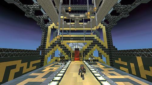 Jogos de ação Block fortress: Empirespara smartphone