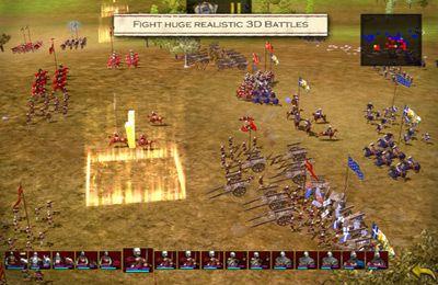 Großartige Schlachten des Mittelalters für iPhone