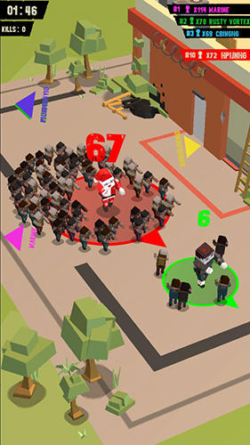 Infect wars.io for Android