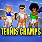 Tennis champs returns іконка