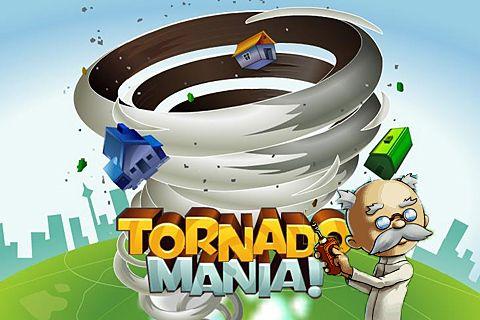 logo Tornado mania!